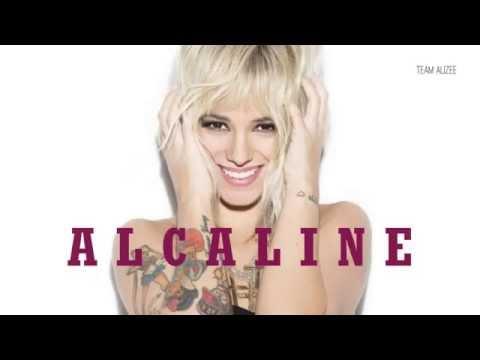 Tekst piosenki Alizée - Alcaline po polsku
