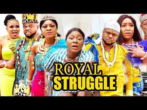 Royal Struggle Season 1 - { New Movie} Destiny Etiko 2020 Latest Nigerian Movie.