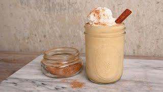 Pumpkin Pie Spice Milkshake | Episode 1100 by Laura in the Kitchen
