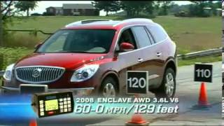 2008 Buick Enclave MW Car Video Review