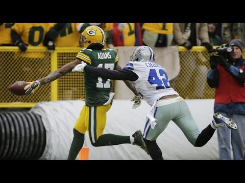 Cowboys vs. Packers 2014 Divisional Round highlights (видео)