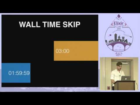 Talk from ElixirConf 2015