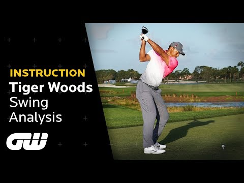 Tiger Woods Swing Analysis 2019 | G …