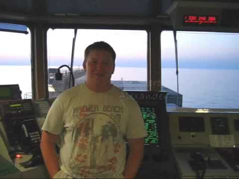 Sea Cowboys. Life at Sea. Part 1