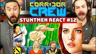 STUNTMEN React To Bad & Great Hollywood STUNTS 12 - REACTION!!! by The Reel Rejects