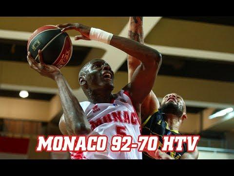 Jeep Elite — Monaco 92 - 70 Hyères Toulon — Highlights