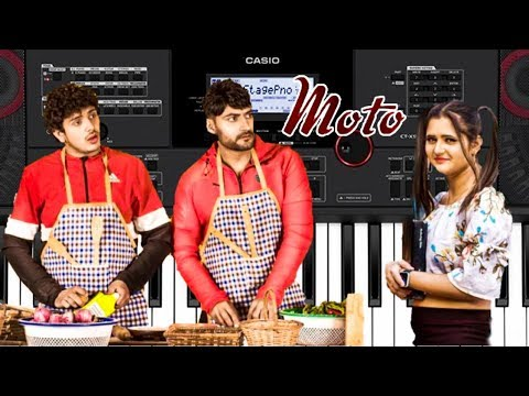 Moto song  paino version by Mdu|  Latest Haryanvi Song 2020