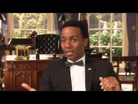 Andre Holland's Official '1600 Penn' Premiere Episode Interview