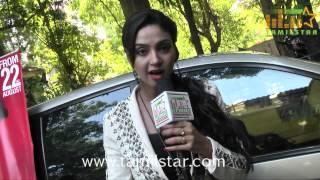 Angana at Kabadam Movie Team Interview