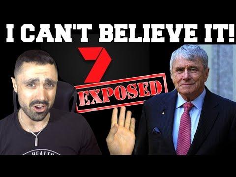 EXPOSED: ANTI-VEGAN BIASED MEDIA RAN BY BILLIONAIRE MEAT TYCOON!! [Seven's Sunday Night]