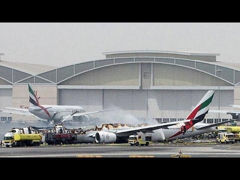 Ντουμπάι: Νεκρός πυροσβέστης που συμμετείχε στην κατάσβεση της φωτιάς στο Boeing
