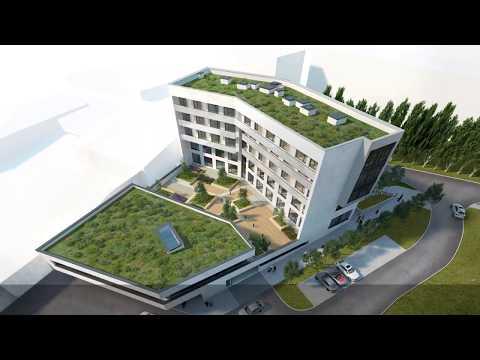 Video Byt  2+KK (73,5 m2) s balkonem, ul.Kotkova, Znojmo
