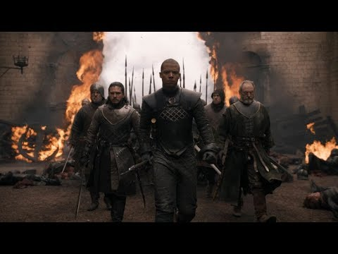 Game of Thrones Season 8 Episode 6 soundtrack reverse