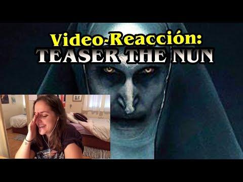 LA MONJA - THE NUN - VIDEO REACCION - TEASER | Rocío Tigre