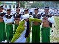 Download Lagu Viral!! Lora Taufiq Menebas Perut Santri Dengan Pedang Di Upacara Hari Santri (video amatir) Mp3 Free