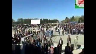 بیداری ملت پس از ۳۷ سال - نوروز ۱۳۹۵