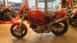 9. Ducati Monster 620ie
