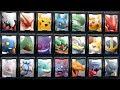 Pokk n Tournament Dx All Characters