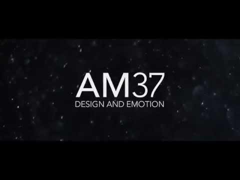 Quintessence Yachts - Aston Martin AM37 Design