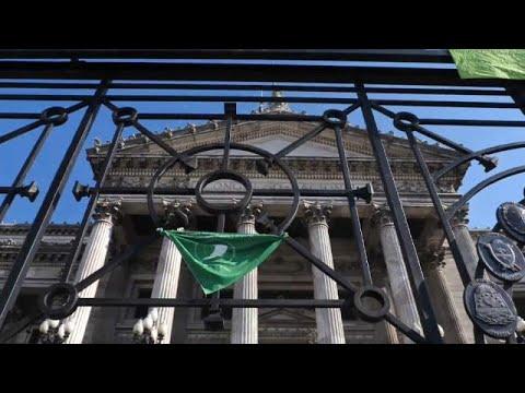 Argentinien: Streitet über die Legalisierung von Ab ...