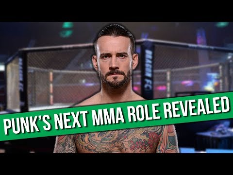 CM Punk New MMA Role Revealed | WWE Raw TV Changes