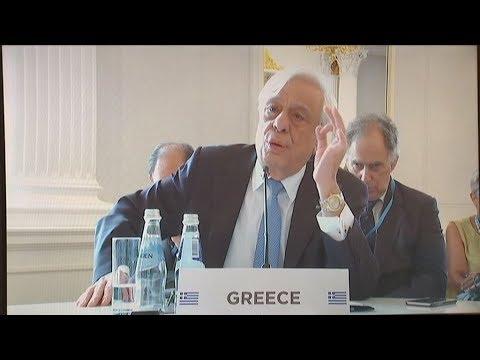 Ομιλία του ΠτΔ στη Ρίγα της Λετονίας: Οι προοπτικές και το μέλλον της Ευρώπης