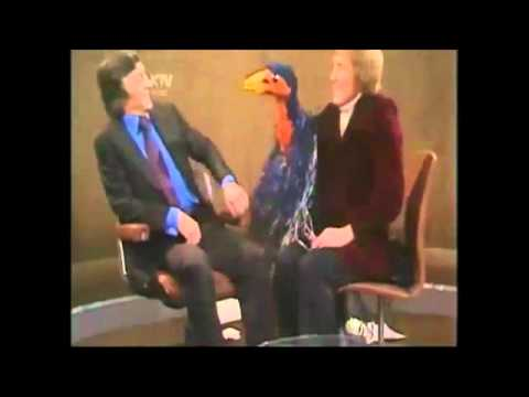Rod Hull And Emu On Parkinson