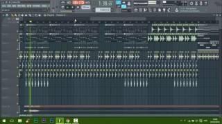 The Chainsmokers - Roses ft. ROZES (FL Studio Best Remake) + FLP