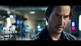 Nonton Replicas Official Trailer  August 2018  Keanu Reeves Alice Eve Sci Fi Movie Hd Film Subtitle Indonesia Streaming Movie Download