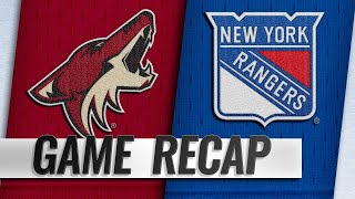 Stepan seals Coyotes' comeback with 4-3 OT win by NHL