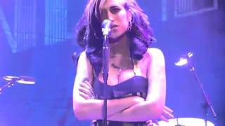 Ultimo concierto de Amy Winehouse antes de Morir.