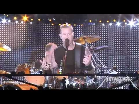 MetallicaTV - Recap of some of the day's events, including The Call Of Ktulu and Escape from the show.