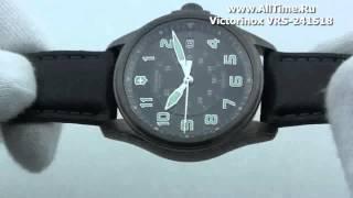Мужские наручные швейцарские часы Victorinox VRS-241518 - YouTube