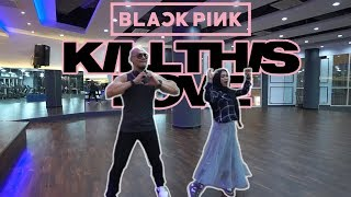 Video BLACKPINK - KILL THIS LOVE Dance Cover With Deddy Corbuzier. MP3, 3GP, MP4, WEBM, AVI, FLV Agustus 2019