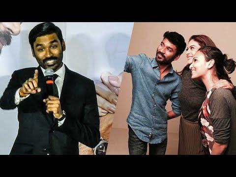 """We didn't Lie to Kajol"" Dhanush Explains |Velai Illa Pattadhaari 2|Sean Roldan|VIP2| |TN 179 [Part 1]"