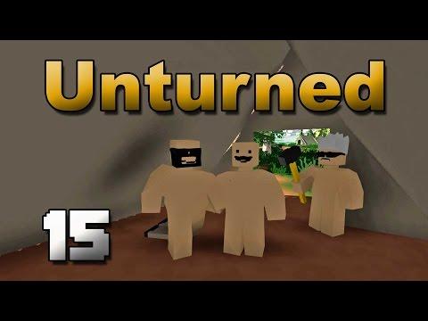 Unturned #15 - Der FKK Club [Gameplay German Deutsch] [Let's Play]