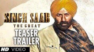 Singh Saab TEASSER TRAILER
