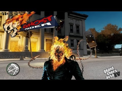 GTA IV LCPDFR Ghost Rider Police Patrol – Episode 1 – New Hero in Liberty City!
