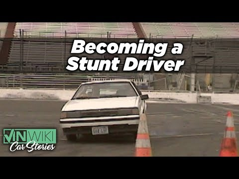 What does it take to become a stunt driver?