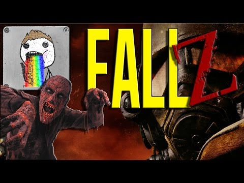 FallZ | THE OUTBREAK - Ep. 1 - Season 1 - Fallout: New Vegas Zombie Survival