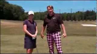 "Video Golf Tip: Staying Centered on a ""Stack & Tilt"" Swing MP3, 3GP, MP4, WEBM, AVI, FLV Juni 2018"