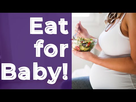 Tips to maximize health of baby – Pregnancy part 1 w/ Bridget Swinney