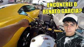 image of ENCONTREI O RENATO GARCIA NO CAMARO AMARELO? QUASE ARRANHEI O CAMARO VEJA O QUE ACONTECEU!