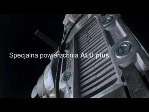 Buderus GB192i GB192iT - Technologia ALU plus