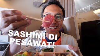 Video JAPAN AIRLINES BUSINESS CLASS EXPERIENCE | TOKYO TO SINGAPORE MP3, 3GP, MP4, WEBM, AVI, FLV April 2019