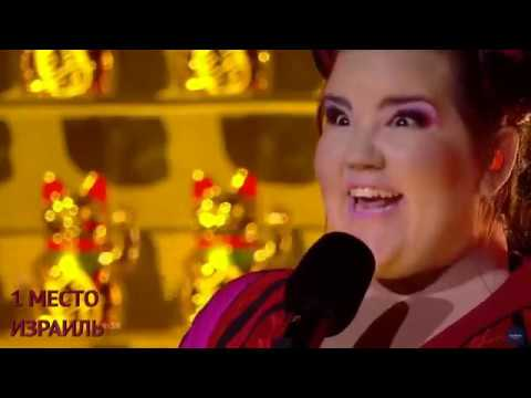 Гуфовский  злющее Евровидение 2018 перезалив (видео)