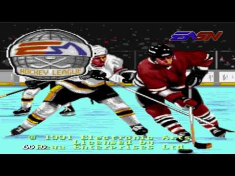 Československo vs Sovietsky zväz | NHL91 | Extra Retro Hokej Séria