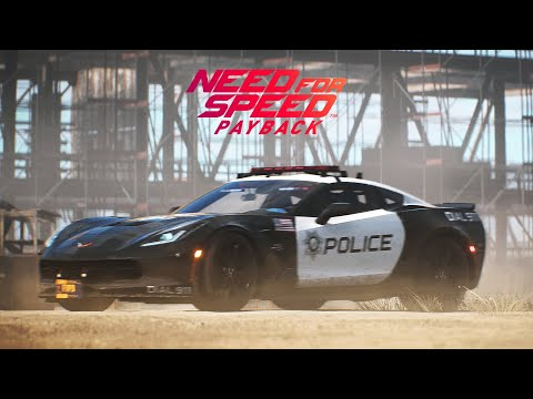 Need for Speed Payback Official Trailer