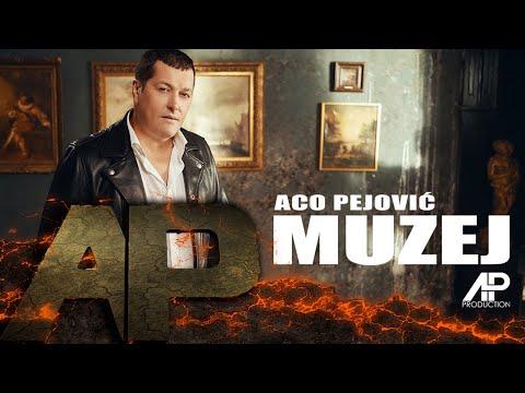 Muzej – Aco Pejović – nova pesma i tekst pesme