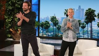 Video Bradley Cooper Talks 'A Star is Born' MP3, 3GP, MP4, WEBM, AVI, FLV Desember 2018